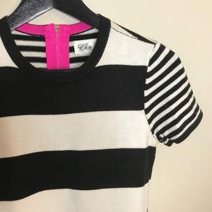 Eliza J Sz 2 Sweater Dress